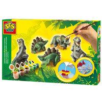 SES Gips Gieten - Dino`s