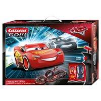 Carrera GO!!! Racebaan - Cars Speed Challenge