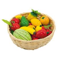 Fruit in een Mand, 23dlg.