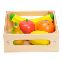 Eichhorn Houten Kistje met Fruit