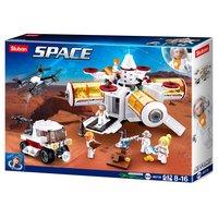 Sluban Space - Ruimtebasis