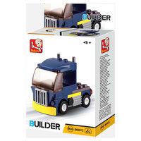 Sluban Builder 4 - Vrachtwagen