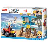 Sluban Beach Rescue - Strandwacht Toren
