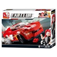 Sluban Car Club Raceauto - Bird