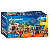 Playmobil the Movie 70073 Charlie met Gevangeniswagon