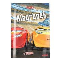 Cars 3 Kleurboek met Stickers