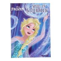Disney Frozen Spelletjesblok