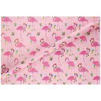 Inpakpapier Flamingo, 2mtr.