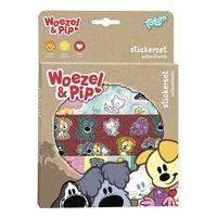 Totum Woezel & Pip Stickerset