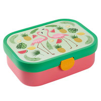 Mepal Campus Lunchbox - Tropical Flamingo