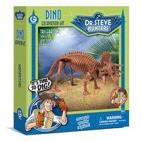 Geoworld Dino Uitgraaf Kit - Triceratops Skelet