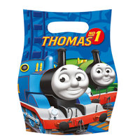 Thomas de Trein Uitdeelzakjes, 6st.