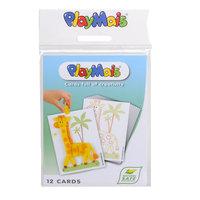 PlayMais Kaarten Versieren