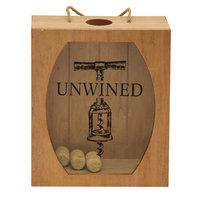 Wijnkurken Spaarpot 'Unwined'