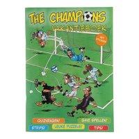 The Champions Vakantieboek met Stickers
