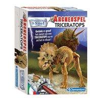 Clementoni Wetenschap & Spel - Archeospel Triceratops