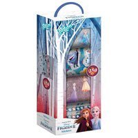 Totum Disney Frozen 2 - Stickerbox, 4 Rollen