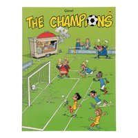 The Champions 28 Stripboek