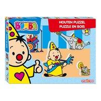 Bumba Houten Puzzel - Muziek