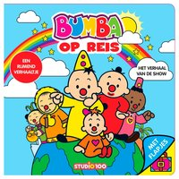 Bumba Kartonboek met Flapjes - Op Reis