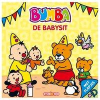 Bumba Kartonboek met Flapjes - De Babysit