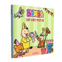 Bumba Kartonboek met Flapjes - Op het Potje