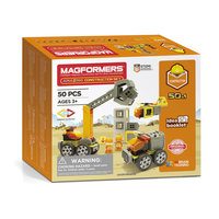 Magformers Amazing Constructieset, 50dlg.