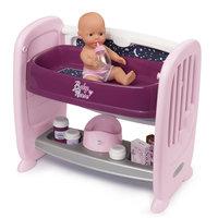 Smoby Baby Nurse Wieg en Verzorgingstafel, 2in1