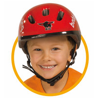 BIG Bobby Racing Helm