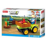Sluban - Oogst Traktor