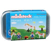 Ministeck Paardenstal Box, 510st.