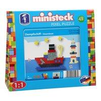 Ministeck Stoomboot, 200st.