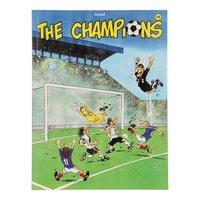The Champions 14 Stripboek