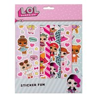 L.O.L. Surprise Stickerset