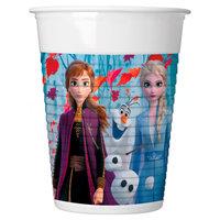 Disney Frozen 2 Bekers, 8st.