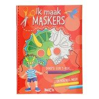 Ik maak Maskers - Dino's