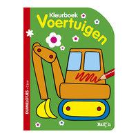 Duimelotjes Kleurboek Voertuigen