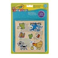 Crayola Mini Kids - Stickers Dieren