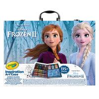 Crayola Frozen 2 Inspiratie Kleurkoffer