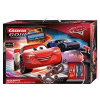 Carrera GO!!! Racebaan - Cars Neon Nights