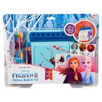 Disney Frozen 2 Roll & Go Deluxe Tekenset
