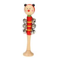 Jingle-stick Dier Rood