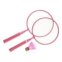 Badmintonset - Roze