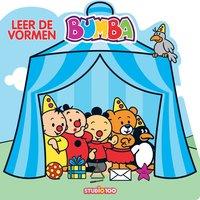 Bumba Kartonboek - Leer de Vormen
