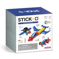 Stick-O City Set, 16dlg.