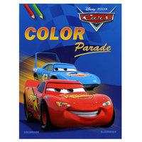 Cars Color Parade