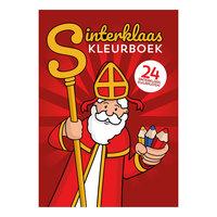 Sinterklaas Kleurboek
