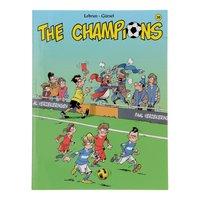 The Champions 26 Stripboek