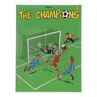 The Champions 27 Stripboek