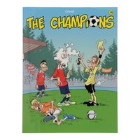 The Champions 30 Stripboek